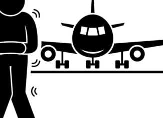 'Miedo a volar, ni se imagina las causas'
