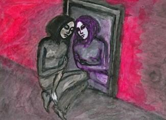 La víctima en el acoso familiar