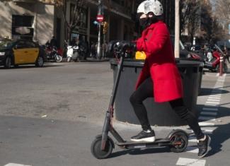 Movilidad desde una perspectiva de género en Barcelona