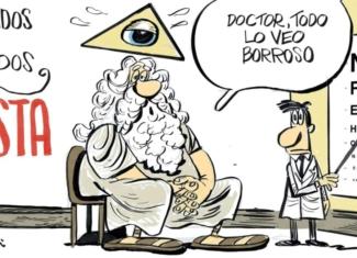 Si lo ves borroso visita a tu oftalmólogo