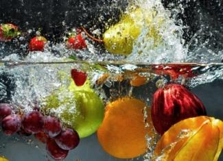 La fruta es fruta y buena a todas horas