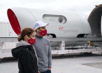 Hyperloop nos lleva al futuro del transporte