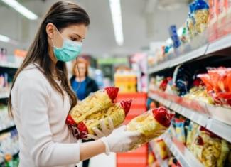 ¿Cómo podemos minimizar el riesgo de contagio al hacer la compra?