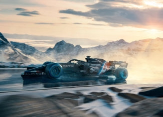 Así es el flamante Alpine Formula 1 de Alonso