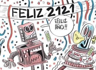 ¡Feliz Año Nuevo 2121!