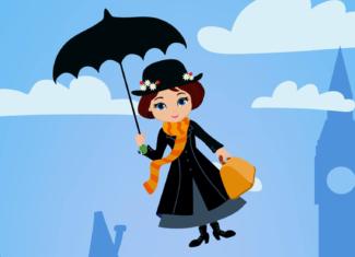 Mary Poppins aparca el paraguas (relato)