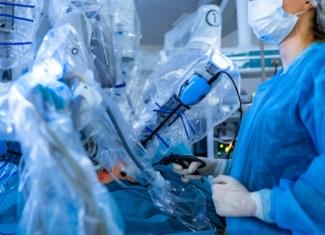 Ventajas de la cirugía robótica en patología colorrectal