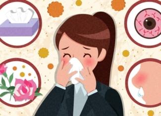 Así es la alergia primaveral que viene