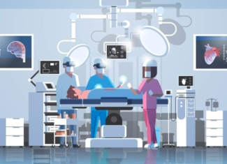 Clases de cirugía con realidad aumentada