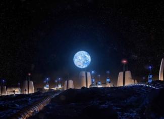 ¿Te imaginas cómo será vivir en la Luna?