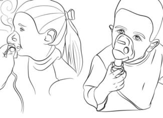 Todo lo que debes saber sobre el asma infantil