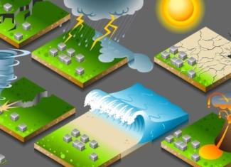La generación 2020 sufrirá más catástrofes naturales