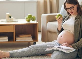 ¡Ojo con tu visión durante el embarazo!
