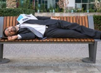 Así es la siesta ideal