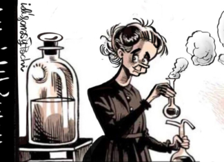 Marie Curie, 'doblete' en física y química